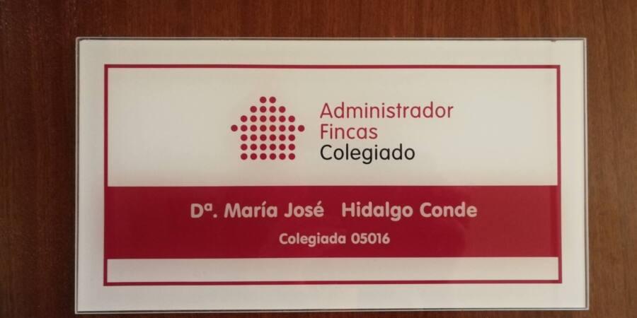 Bienvenidos al blog de Administración de fincas MJ Hidalgo